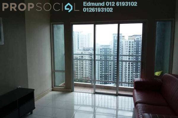 For Sale Condominium at Metropolitan Square, Damansara Perdana Freehold Semi Furnished 3R/2B 510k
