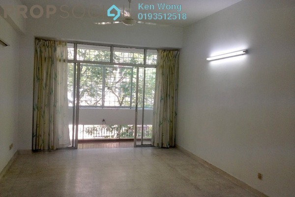 For Rent Apartment at Arena Shamelin Apartment, Kuala Lumpur Freehold Semi Furnished 3R/2B 1.2k