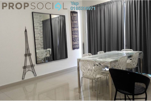 For Sale Condominium at Senza Residence, Bandar Sunway Freehold Fully Furnished 5R/4B 995k