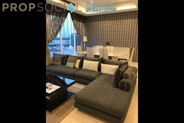 For Sale Condominium at Vipod Suites, KLCC Freehold Fully Furnished 2R/2B 2.15m