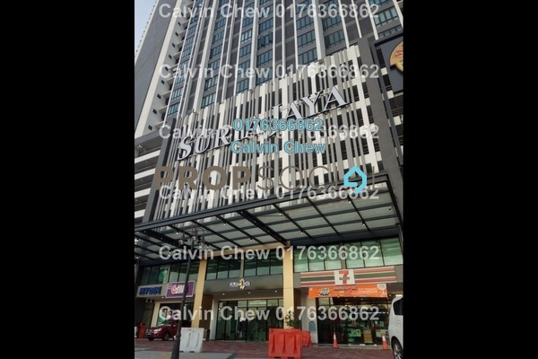 For Sale Serviced Residence at Suria Jaya e-SOFO, Shah Alam Freehold Unfurnished 1R/2B 180k