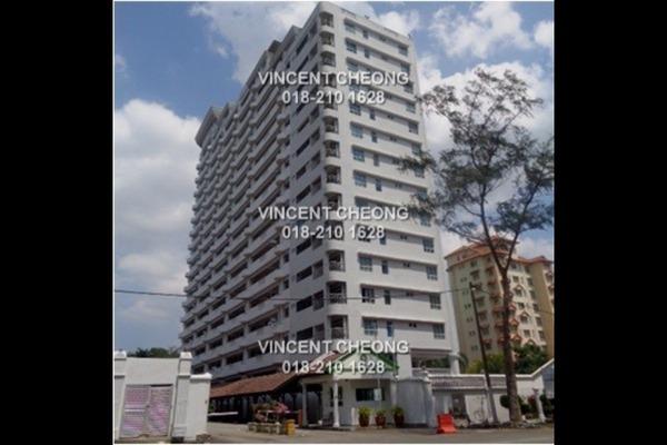 For Sale Condominium at Tanjung Samudera Condominium, Melaka Leasehold Semi Furnished 3R/2B 180k