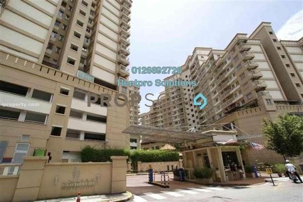 For Rent Condominium at Endah Puri, Sri Petaling Freehold Semi Furnished 4R/4B 2.35k