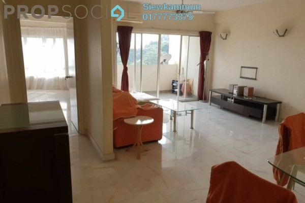 For Rent Condominium at Seri Puri, Kepong Freehold Fully Furnished 3R/2B 1k