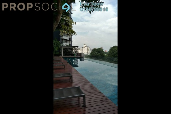 For Sale Condominium at Residence 8, Old Klang Road Freehold Semi Furnished 4R/4B 593k