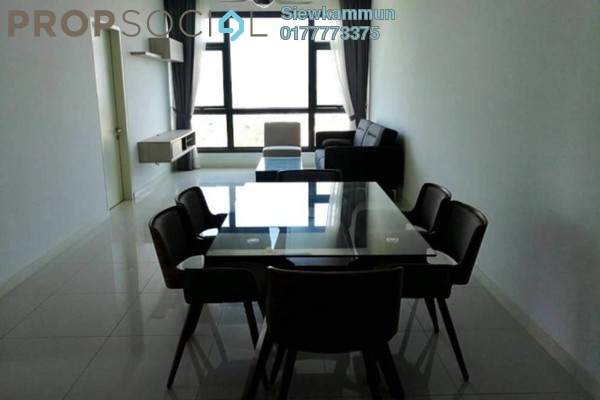 For Rent Condominium at Amanjaya, Sungai Petani Freehold Fully Furnished 2R/2B 1.8k