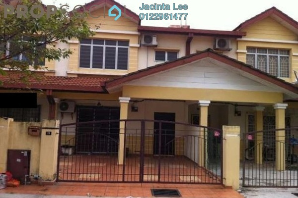 For Sale Terrace at Taman Puteri Subang, Subang Freehold Semi Furnished 4R/3B 442k