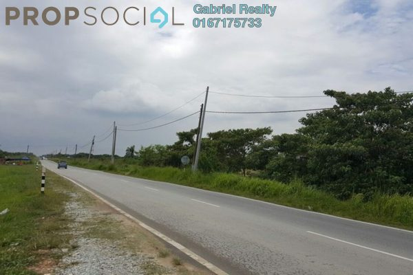 For Sale Land at Section 18, Shah Alam Freehold Unfurnished 0R/0B 983k