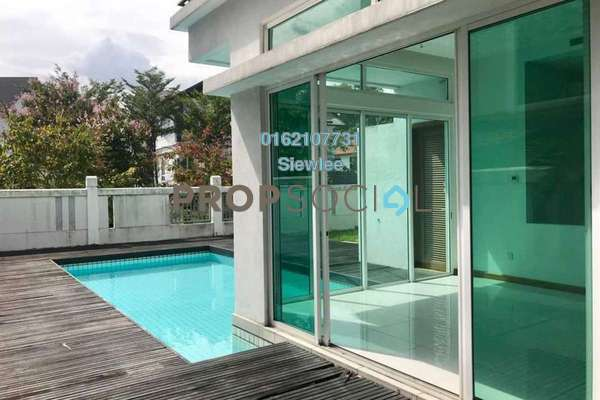 For Sale Semi-Detached at Tropicana Indah, Tropicana Freehold Unfurnished 7R/7B 4.1m