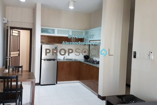 For Sale Condominium at Ritze Perdana 1, Damansara Perdana Freehold Fully Furnished 1R/1B 410k