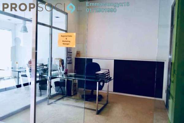 For Rent Office at Taman Sri Hartamas, Sri Hartamas Freehold Fully Furnished 0R/0B 4k
