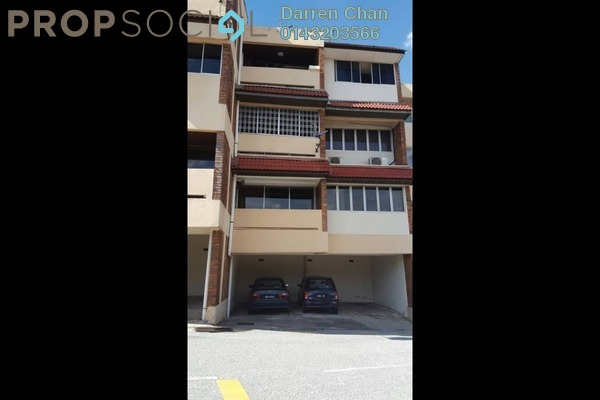 For Sale Condominium at Bangsar Indah, Bangsar Freehold Semi Furnished 1R/1B 540k