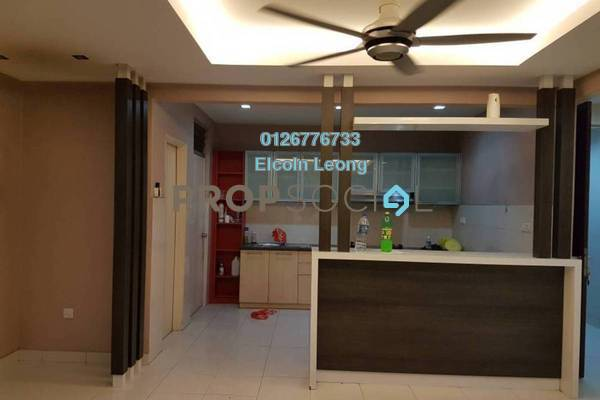 For Sale Condominium at Koi Kinrara, Bandar Puchong Jaya Freehold Semi Furnished 3R/3B 550k