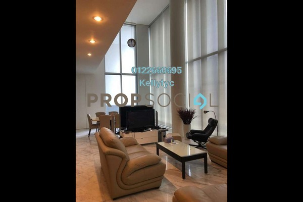 For Sale Condominium at One KL, KLCC Freehold Fully Furnished 3R/4B 4.5m