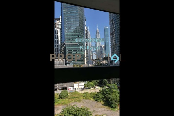 For Sale Condominium at Dua Residency, KLCC Freehold Semi Furnished 4R/4B 2.6m
