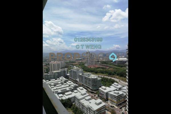 For Rent Condominium at Tiffani Kiara, Mont Kiara Freehold Semi Furnished 5R/5B 25k