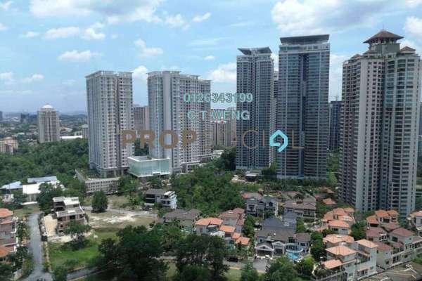 For Sale Condominium at Tiffani Kiara, Mont Kiara Freehold Semi Furnished 5R/5B 6.5m
