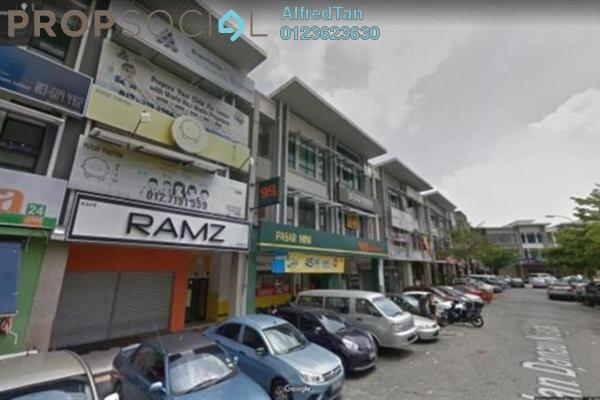 For Rent Shop at Plaza Crystalville, Setapak Freehold Unfurnished 0R/2B 2.95k