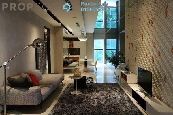 For Sale Condominium at Epic Residence, Bandar Bukit Puchong Freehold Semi Furnished 3R/2B 559k