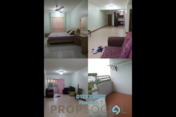For Sale Condominium at Amadesa, Desa Petaling Freehold Unfurnished 3R/2B 378k
