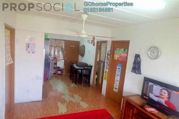 For Sale Apartment at Teratak Muhibbah Apartment, Taman Desa Leasehold Semi Furnished 3R/2B 165k