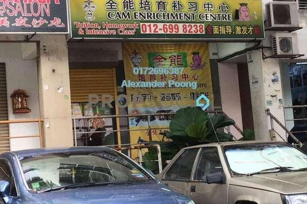 For Rent Shop at Plaza Suria, Damansara Damai Freehold Semi Furnished 0R/0B 1.2k