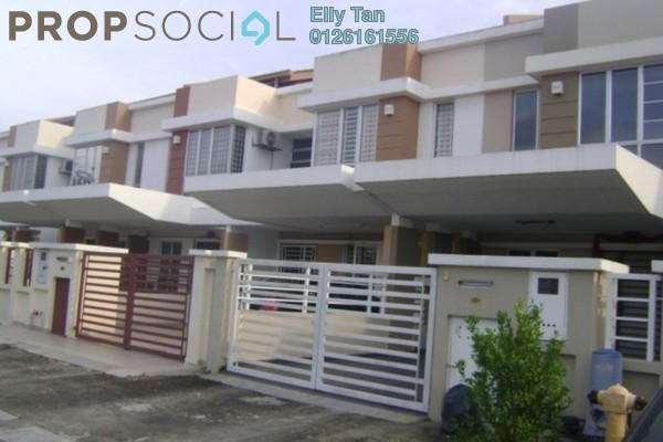 For Sale Terrace at Impiana Residences, Iskandar Puteri (Nusajaya) Freehold Semi Furnished 4R/3B 750k