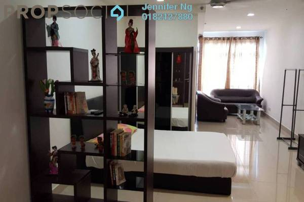 For Rent Serviced Residence at Shaftsbury Square, Cyberjaya Freehold Fully Furnished 1R/1B 1.3k