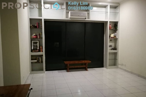For Sale Townhouse at Lake Valley, Bandar Tun Hussein Onn Freehold Semi Furnished 4R/4B 478k