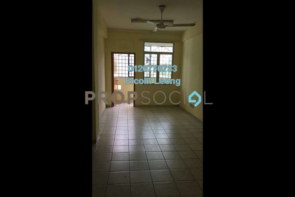 For Sale Apartment at Cheras Utama Apartment, Cheras South Freehold Unfurnished 3R/2B 250k