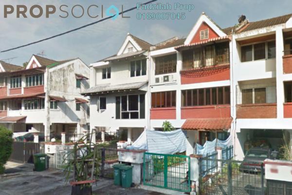 For Rent Townhouse at Taman Sri Hartamas, Sri Hartamas Freehold Unfurnished 3R/2B 2.3k