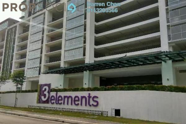 For Sale Condominium at 3Elements, Bandar Putra Permai Freehold Fully Furnished 1R/1B 289k