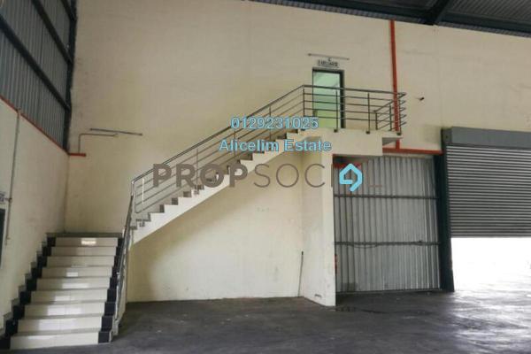 For Rent Factory at Kawasan Perindustrian Kundang, Rawang Freehold Semi Furnished 0R/4B 11k