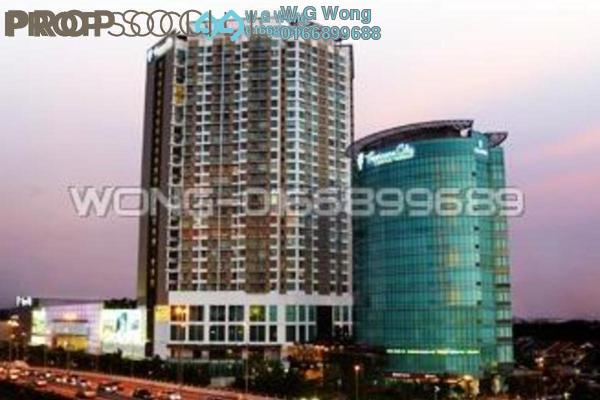 For Rent Serviced Residence at Tropicana City Tropics, Petaling Jaya Freehold Semi Furnished 2R/2B 1.85k
