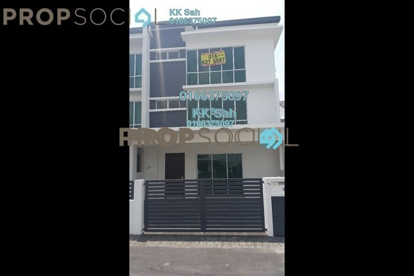 For Sale Link at Taman Sejati 5, Klang Freehold Unfurnished 5R/5B 730k