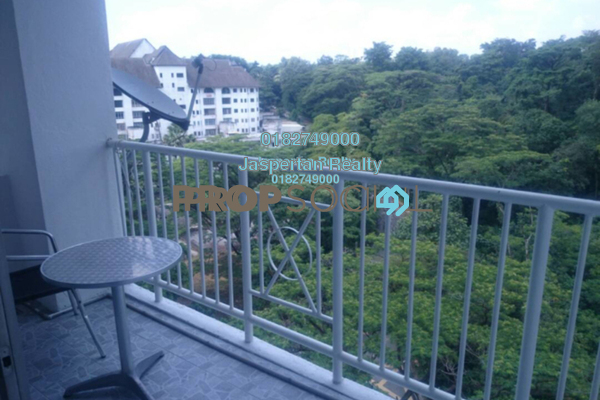 For Rent Apartment at Le Chateau, Seputeh Freehold Fully Furnished 2R/2B 1.3k