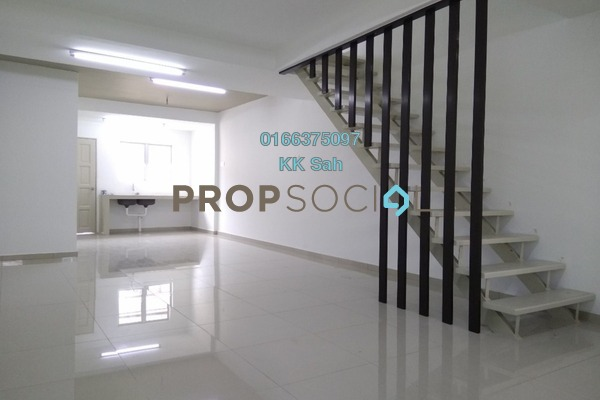 For Sale Terrace at Taman Bukit Kajang Baru, Kajang Freehold Unfurnished 3R/2B 365k
