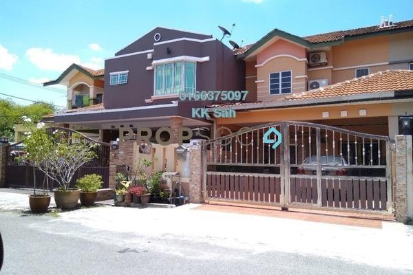 For Rent Superlink at Bandar Botanic, Klang Freehold Fully Furnished 4R/3B 1.8k