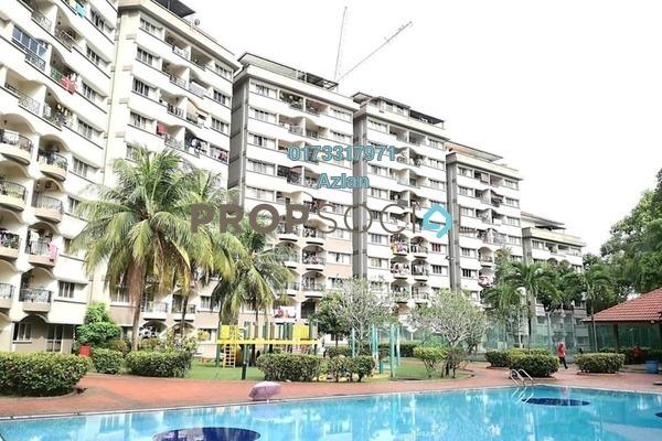 For Rent Condominium at Sri Jelatek, Wangsa Maju Freehold Semi Furnished 4R/2B 1.8k