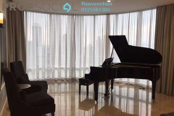 For Sale Villa at The Oval, KLCC Freehold Unfurnished 3R/5B 4.52m