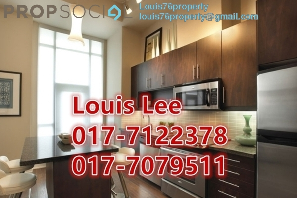 For Rent Condominium at Centrestage, Petaling Jaya Freehold Unfurnished 3R/2B 1.8k