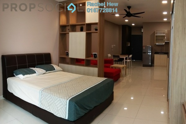 For Rent SoHo/Studio at Atria, Damansara Jaya Freehold Fully Furnished 1R/1B 1.68k
