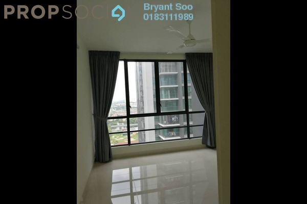 For Rent Condominium at The Z Residence, Bukit Jalil Freehold Semi Furnished 3R/2B 1.8k