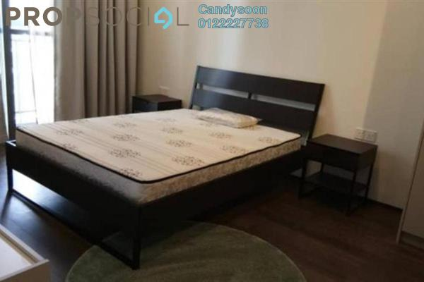 For Rent Condominium at The Fennel, Sentul Freehold Fully Furnished 3R/3B 3k