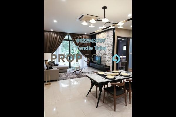 For Sale Condominium at PJ Midtown, Petaling Jaya Freehold Fully Furnished 1R/1B 515k