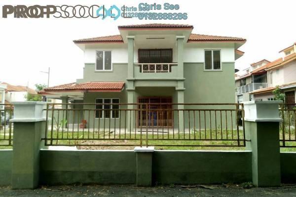 For Sale Terrace at Taman Tun Teja, Rawang Freehold Unfurnished 4R/3B 680k