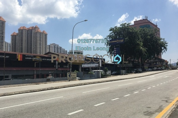 For Rent Shop at Jalan Segambut, Segambut Freehold Unfurnished 5R/5B 7k