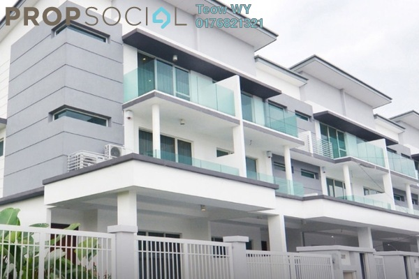 For Sale Terrace at Taman Denai Puchong, Puchong Freehold Unfurnished 5R/6B 978k
