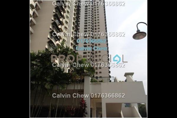 For Sale Condominium at Desa Kiara, TTDI Freehold Unfurnished 3R/2B 500k