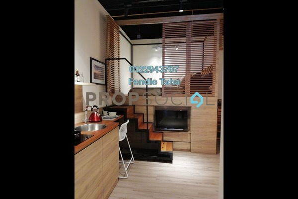 For Sale Serviced Residence at Urbano, Glenmarie Freehold Unfurnished 3R/2B 597k
